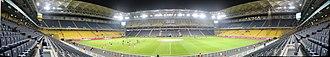 Şükrü Saracoğlu Stadium - Şükrü Saracoğlu Stadium in 2014