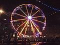Ferris wheel, Headrow, Leeds by night (12th December 2018) 004.jpg