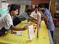 Festival Of India Exhibition In Bhutan 2003 Preparations - NCSM - Kolkata 2003-09-06 00132.JPG