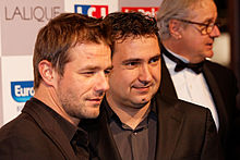 Festival automobile international 2012 - Photocall - Sébastien Loeb - Daniel Elena - 003.jpg