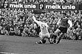 Feyenoord speler Ove Kindvall in duel met André van Telstar, Bestanddeelnr 919-7385.jpg