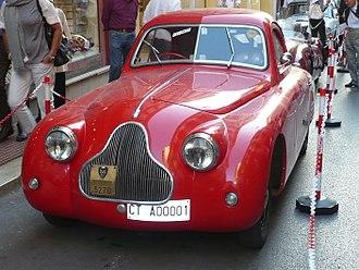 Fiat 1100 (1937) - 508 C MM, 1939 version