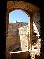 Finestra de la sala noble del castell de Forna.JPG