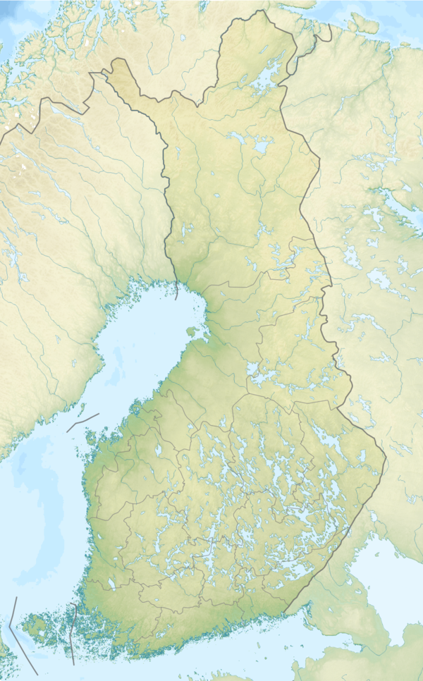 Finland rel location map.png