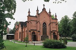 Finlayson Church in Tampere Aug2012 002.jpg