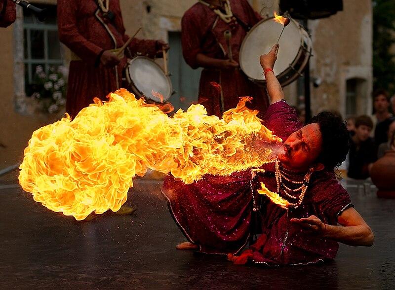File:Fire breathing 2 Luc Viatour.jpg