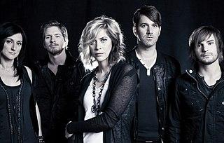 Fireflight Christian rock band from America