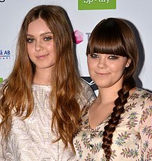 First Aid Kit på Grammisgalan 2013.jpg