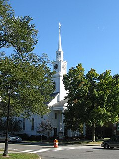 Longmeadow Historic District United States historic place