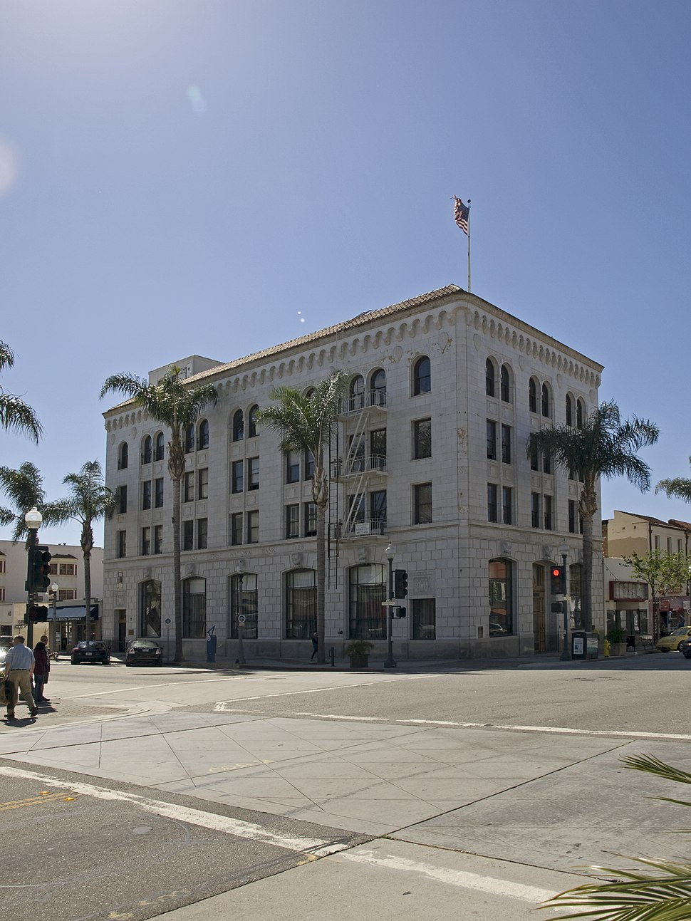 First National Bank Building Ventura