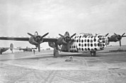 First Sergeant B-24D Assembly Ship or Judas Goat