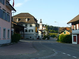 Fischingen village