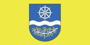Krupki - Image: Flag of Krupki, Belarus