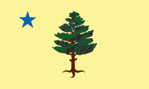 Flag of Maine (1901–1909).png