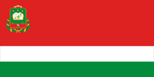 Michurinsk - Image: Flag of Michurinsk (Tambov oblast)