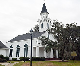 Flemington Presbyterian Church - Image: Flemington Presbyterian Church. Georgia