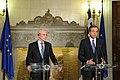 Flickr - Πρωθυπουργός της Ελλάδας - Αντώνης Σαμαράς - Herman Achille Van Rompuy (3).jpg