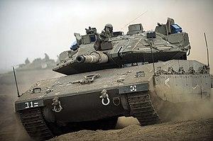 401st Brigade (IDF) - Image: Flickr Israel Defense Forces Storming Ahead