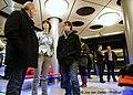 Flickr - NewsPhoto! - Aantrekkelijkere verblijven op station Schiphol.jpg