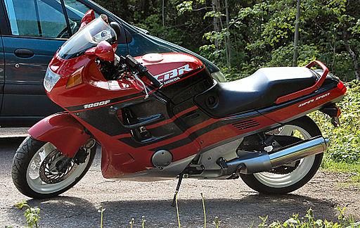 Flickr - ronsaunders47 - HONDA CBR 1000F MOTORCYCLE.