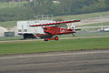 Fokker DVII Ernst Udet Hard Landing 08 Dawn Patrol NMUSAF 26Sept09 (14413330839).jpg