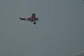 Fokker Dr.I Manfred Richthofen Flyby over hangar ThruDirtyWindow Dawn Patrol NMUSAF 26Sept09 (14597968684).jpg