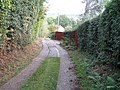 Footpath climbing away from Jack O'Toms Wood - geograph.org.uk - 1531695.jpg