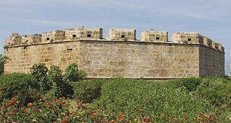 Tamentfoust - Image: Fort tamentfoust
