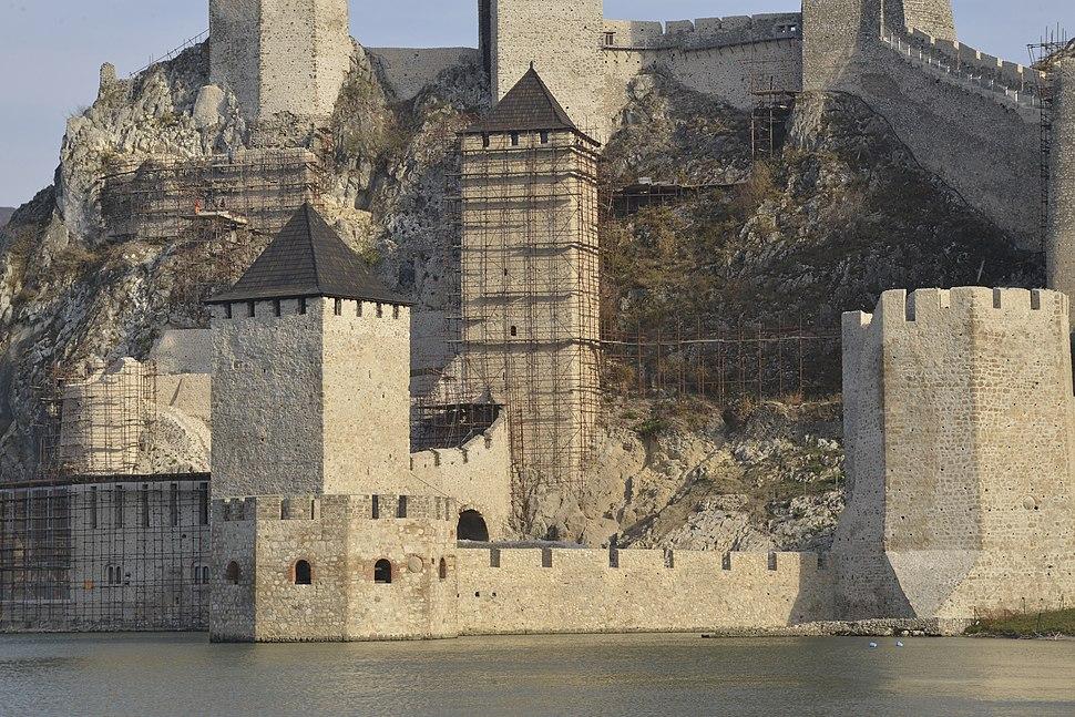 Fortress Golubac 08