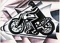 Fortunato Depero Il motociclista.jpg