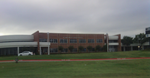Fossil Ridge High School (Fort Worth, Texas) - Image: Fossil Ridge High School Main