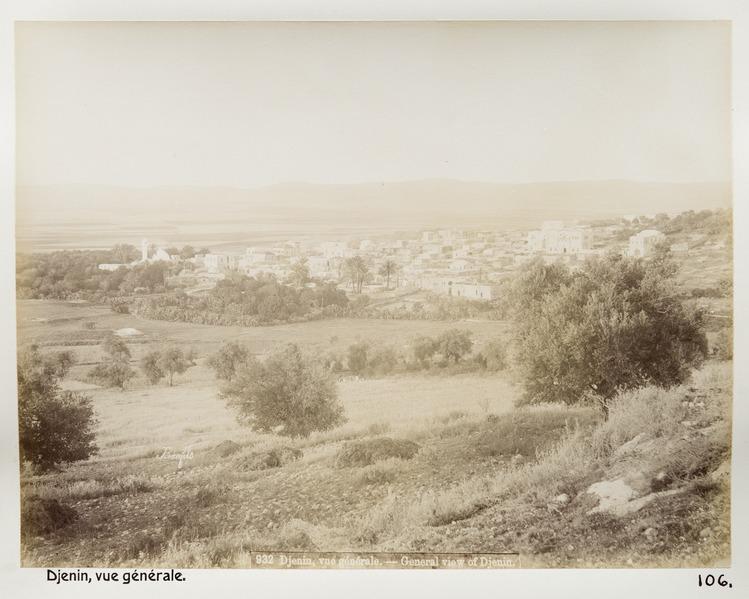 File:Fotografi från Jenin på Västbanken - Hallwylska museet - 104229.tif