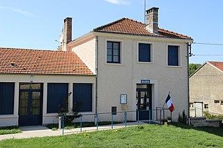 Foucaucourt-sur-Thabas Commune in Grand Est, France
