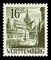 Fr. Zone Württemberg 1947 06 Kloster Bebenhausen.jpg