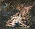 François Boucher - La Nymphe Callisto, séduite par Jupiter sous les traits de Diane, 1759.jpg