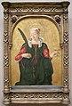 Francesco del Cossa, santa lucia, dal polittico griffoni, 1472-73.JPG