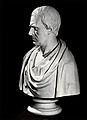 Francis Adams; a portrait bust. Photograph by Drummond after Wellcome V0025946.jpg