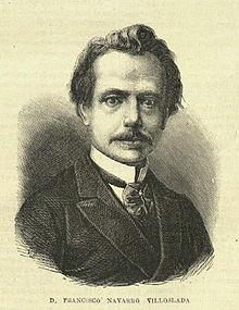 Francisco Navarro Villoslada, en La Ilustración Católica.jpg