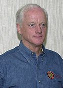 Frank Keating at a conference, Oct 20, 2001 - cropped.jpg