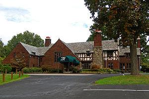 New Franklin, Ohio - The Frank Mason Raymond House, built 1913