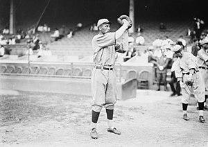 Frank Snyder (baseball) - Image: Frank Snyder