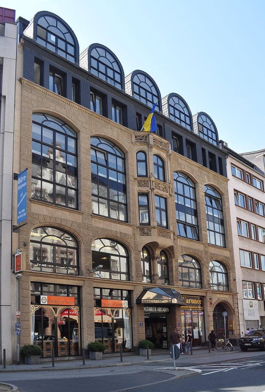 Frankfurt, Vilbeler Straße 29
