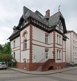 Burgstraße in Frankfurt am Main