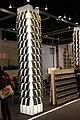 Frankfurter Buchmesse 2016 - Bücherturm 1.JPG
