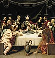 Fray Nicolás Borrás - The Last Supper - WGA02478.jpg