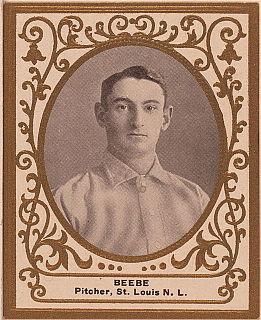 Fred Beebe American baseball player