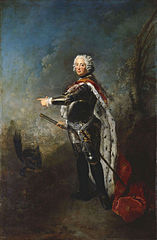 Frederick II, King of Prussia (1712-86)