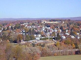 Ligonier, Pennsylvania - Image: Ft Ligonier