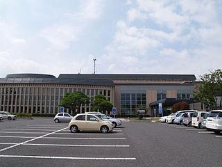 Fujikawaguchiko Town in Japan