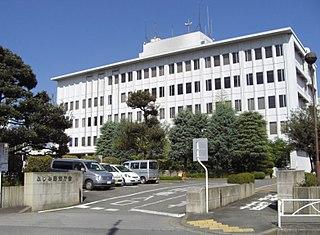City in Kantō, Japan
